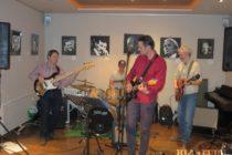 Blues koncert v Ústave pre kultúru vojvodinských Slovákov