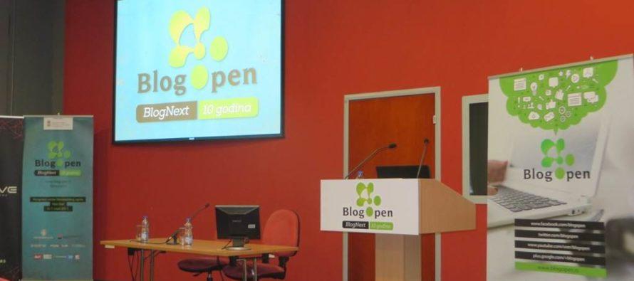 Aktuálne témy na BlogOpen-BlogNext v Novom Sade