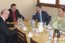 Lukáš Parízek aj na biskupskom úrade vNovom Sade