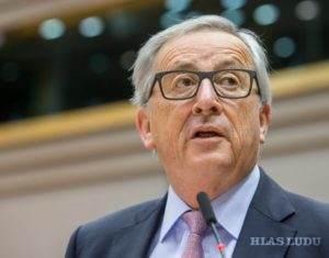 Predseda Európskej komisie Jean-Claude Junker Foto : svevesti