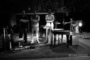 Chord box project (zľava): Marko Markov, Ján Kadanec, Martin Labát a Daniel Cicka