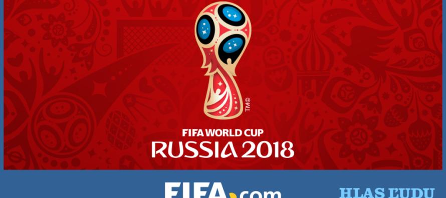 Známa väčšina účastníkov Mundialu 2018!