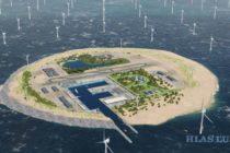 V Severnom mori vznikne umelý ostrov na využitie zelenej energie