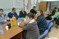 Z výročného zhromaždenia Zväzu ochotníkov Obce Stará Pazova