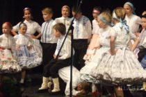 Obecná prehliadka detského folklóru v Petrovci