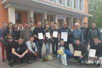 Ocenenia pre divadelníkov z Kysáča a Kovačice