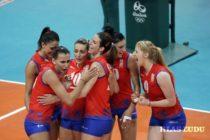 Volejbalistky Srbska sa kvalifikovali na Svetový šampionát 2018!