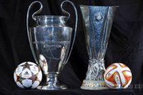 Liga majstrov a Liga Európy – štvrťfinále