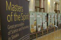 Výstava Majstri ducha
