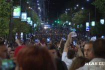 Protesty proti diktatúre
