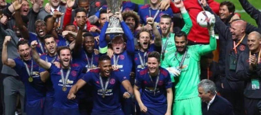 Manchester United vyhral Európsku ligu!