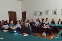 65-ročná slovakistika na Katedre slavistiky v Belehrade