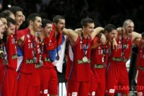 Srbsko triumfovalo na turnaji v Belehrade