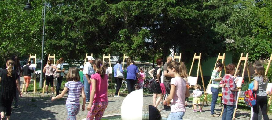Aj výtvarné, aj folklórne umenie počas Dní Petrovca