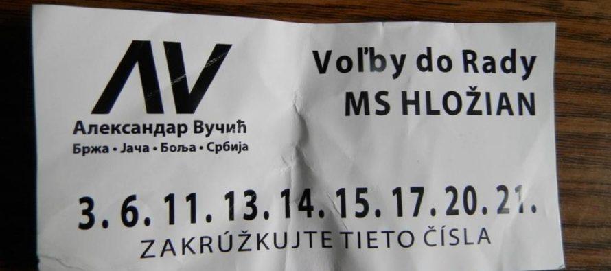 Zvolili novú Radu MS Hložany