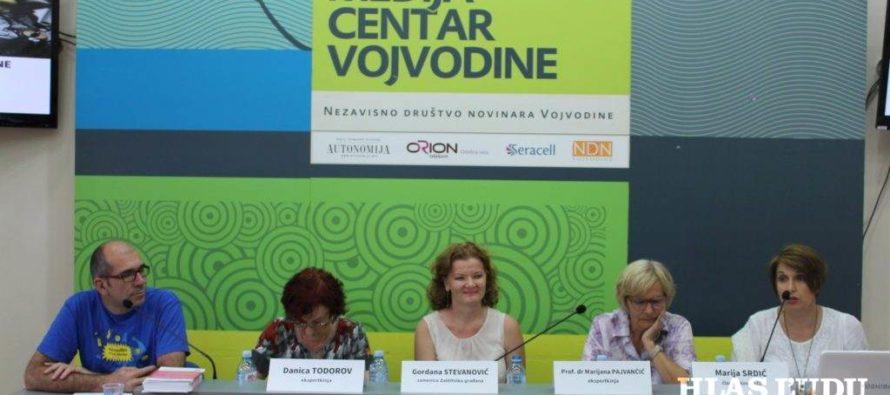Verejná debata : Vojvodina – vedúca v rodovej rovnosti?