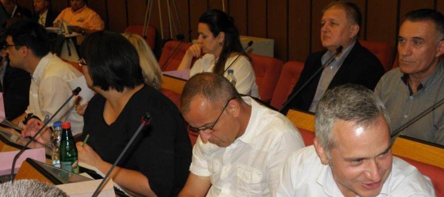 Zasadá Zhromaždenie mesta Nový Sad