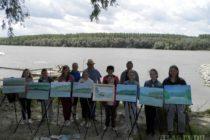 Výtvarnícky tábor pri Dunaji