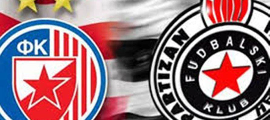 Derby Červená hviezda – Partizan