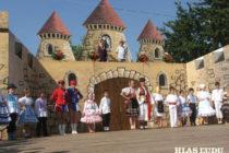 Správa z 23. Detského folklórneho festivalu Zlatá brána Kysáč 2016