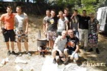 V PADINE: Šesť kuchárskych tímov si skrížilo svoje varechy