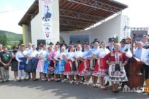 Erdevíčania na Mládežníckom folklórnom Čerpotoku v Rumunsku