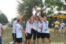 Matičný turnaj v malom futbale: Triumf Selenčanov