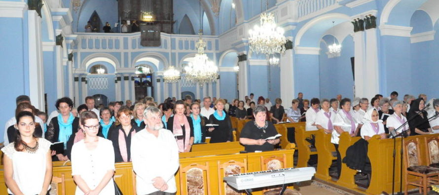 Cyrilo-metodský večierok v Petrovci
