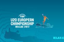 Basketbalové U-20 majstrovstvá Európy