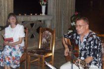 Literárno-hudobný večierok v Kulpíne