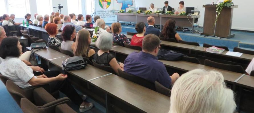 Stretnutie slovenských dolnozemských učiteľov