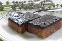 Grécky krupicový koláč