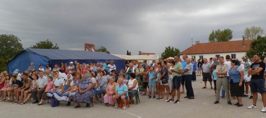 14. Budárske dni v Slankamenských Vinohradoch: Dažď prerušil program