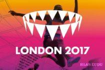 Atletické majstrovstvá sveta v Londýne