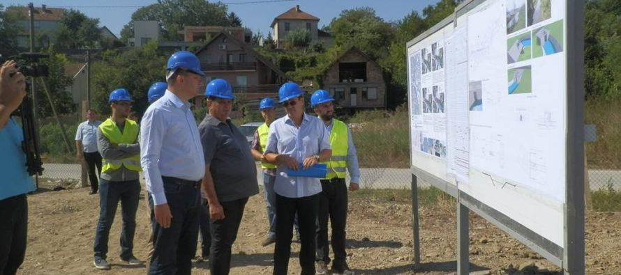 Igor Mirović na pracovnej návšteve v Staropazovskej obci