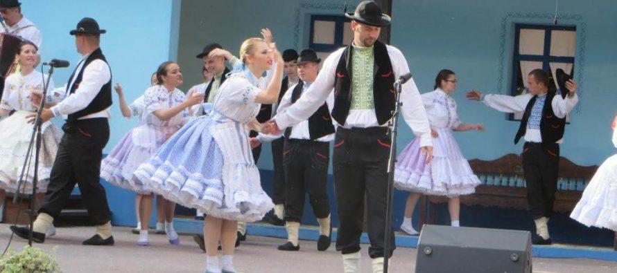 Výročný koncert FS KOS Jednota
