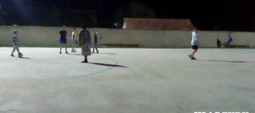 Ďalší turnaj v Lugu