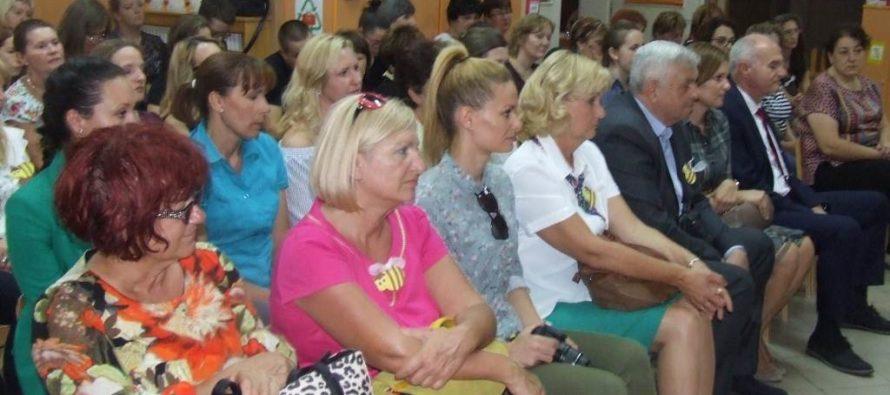 Seminár pre učiteľky materských škôl z Dolnej zeme v Petrovci
