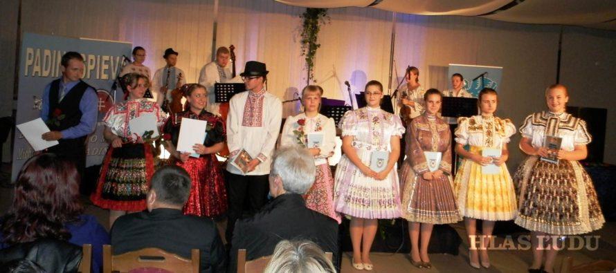 Blanka Valentová – laureátka festivalu Padina spieva 2017