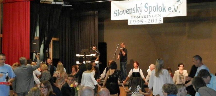 Slovenský spolok Gomaringen chystá zábavu