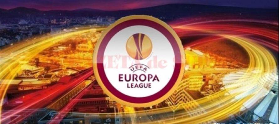 Jarná časť futbalovej Ligy Európy