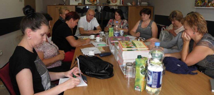 O formovaní skupín pre voliteľný predmet