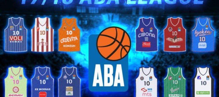 Štartuje ABA liga!