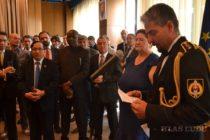 Prijatie k Dňu Ústavy a Dňu Ozbrojených síl Slovenskej republiky