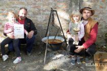 Súťaž vo varení kotlíkovej fazule – začiatok osláv Kovačického októbra 2017