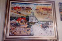 Vernisáž umeleckej tvorby maliara Jána Bačúra