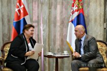 Popović a Repčeková o spolupráci v oblasti inovácií