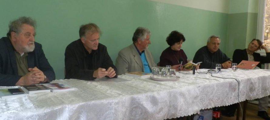 Literárna beseda so spisovateľmi  v Starej Pazove