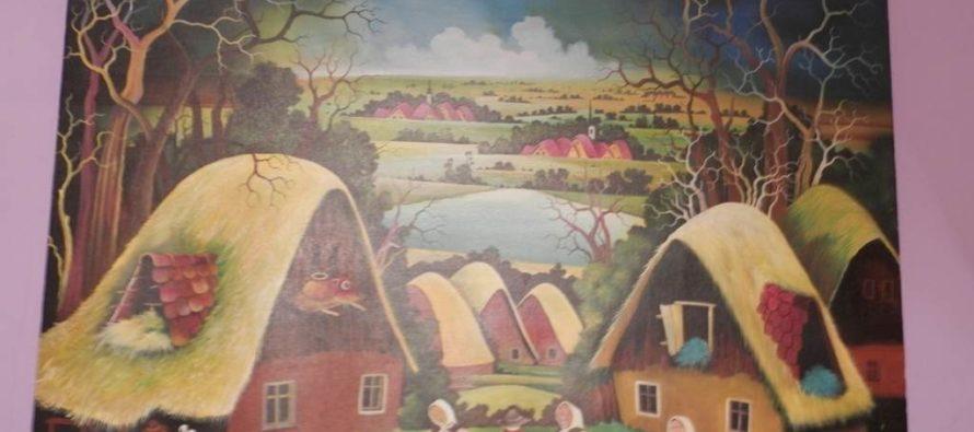 K životnej šesťdesiatke umelca Jána Glózika