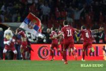Srbsko je na Mundiale!